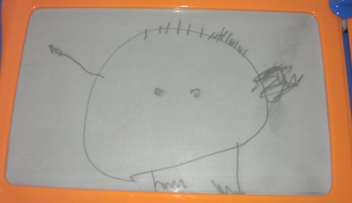 Picture of Daddy by Sophie