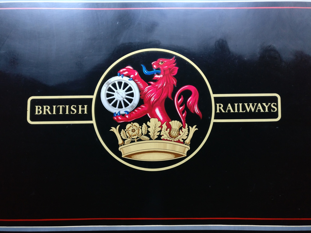 Old British Railways logo