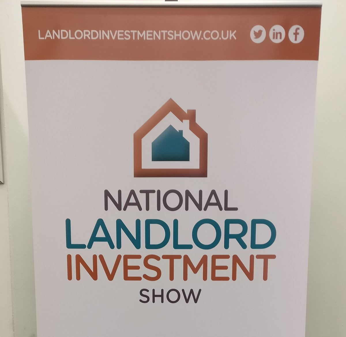 Landlord Investment Show banner